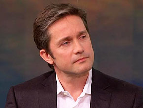 Fabien Cousteau says ocean pollution kills many animals.