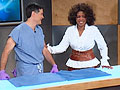 Dr. Oz and Oprah tackle the poop question.