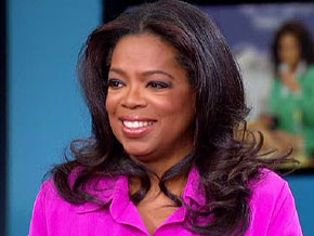 Oprah and Dr. Oz thank Maureen.