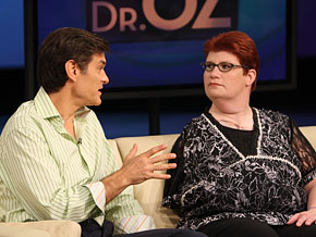 Dr. Oz says the most common cause of this flesh-eating bacteria is streptococcus.