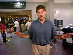 Dr. Oz reports from New Orleans in 2005.