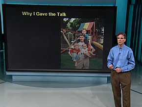 Randy Pausch gives his Last Lecture.