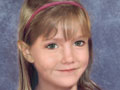 Madeleine McCann at 6 years old.