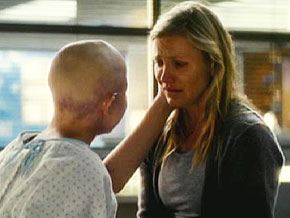 Diaz in My Sister's Keeper Cameron Diaz Stars in My Sisters Keeper Oprah 290x218 Movie-index.com