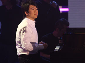 Lang Lang is a 26-year-old master pianist.