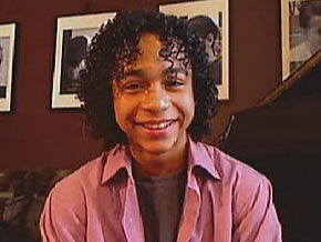 Noah Gray-Cabey has been on TV shows like Grey's Anatomy and Heroes.