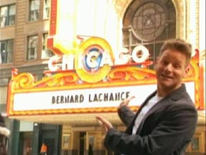 Bernard LaChance's YouTube video