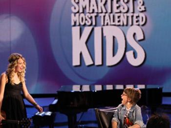 Taylor Swift surprises Jordan.