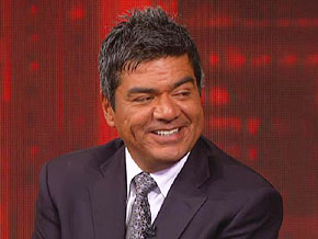 Comedian George Lopez talks about when he started making people laugh.