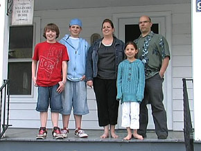 The Ladwig family