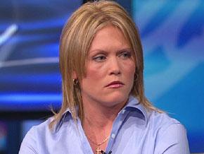 Stacey Lannert's parents got divorced when she was 12.