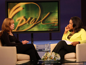 Mackenzie Phillips and Oprah