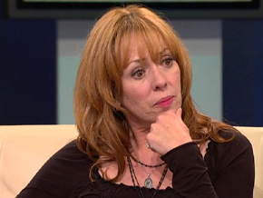 Mackenzie Phillips talks about her abortion.