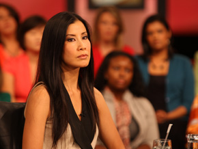Lisa Ling on communicating with her sister, who was imprisoned in North Korea