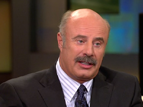 Dr. Phil says if you suspect something is wrong, it probably is.