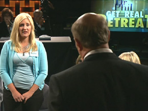 Dr. Phil talks to Melissa Moore, a guest with a dark family secret.