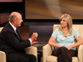 Melissa and Dr. Phil