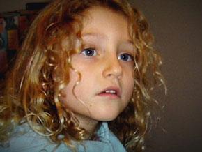 Jani Schofield, a 7-year-old schizophrenic