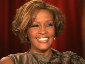 Whitney Houston shares who she loves.