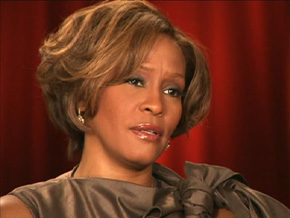 Whitney Houston on Bobbi Kristina