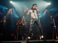 Michael Jackson in concert