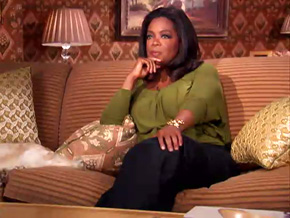 Oprah reflects on Michael Jackson interview.