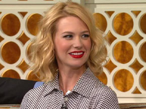 January Jones on Mad Men's sexist scenes
