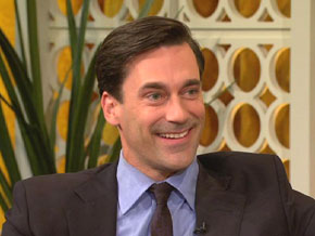 Jon Hamm reflects on the show's critical acclaim.