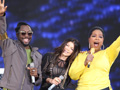 Oprah with Fergie and will.i.am