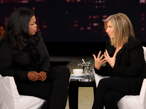 Barbra Streisand talks about her first doll.