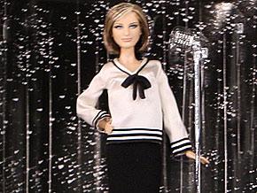 Barbra Streisand's doll