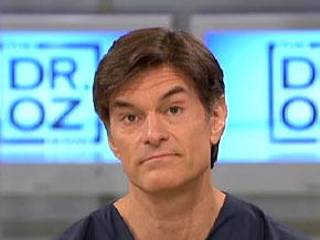 Dr. Oz discusses prescription drug addiction.