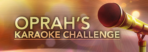 Oprah's Karaoke Challenge