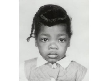 Oprah at 2 years old