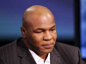 Mike Tyson discusses his time in prison.