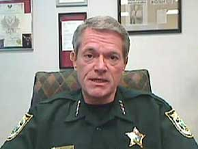 Sheriff David Morgan