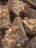 Image of Almond Toffee, Oprah