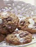 Chunky Chocolate Toffee Cookies