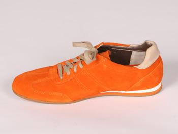 Sleek comfort sneaker