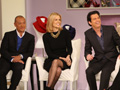 Joe Zee, Mary Alice Stephenson and Adam Glassman
