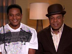 Jackie y Tito Jackson con Oprah. El legado de Michael Jackson