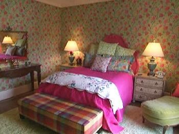 Kirstie Alley's daughter's bedroom