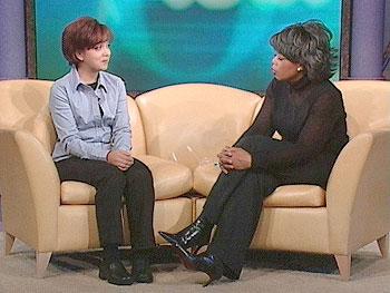 Roni and Oprah
