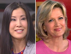 Lisa Ling writes about her fellow journalist Diane Sawyer's pr
