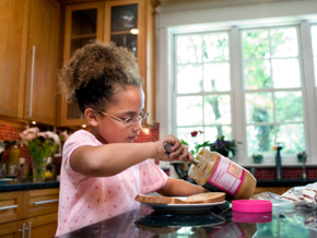 Are your kids allergic to peanut butter?