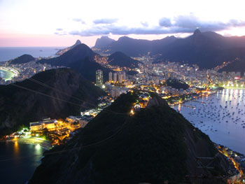 Rio is internationally known for Carnival.