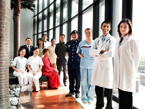 International physicians