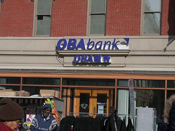 OBAbank storefront