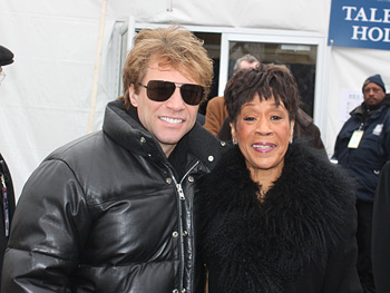 Jon Bon Jovi and Bettye LaVette