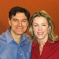 Dr. Mehmet Oz and Deborah Norville